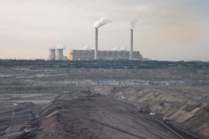 Europe's largest coal-fired power plant in Bełchatów, Poland. Photo by: Stasisław/Public Domain.