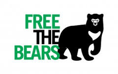 free the bears logo